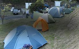 小豆島ふるさとむらキャンプ場