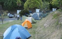 テント専用サイト-2