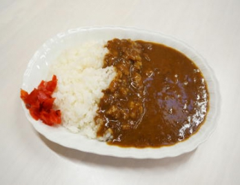 ビーフカレー ¥750