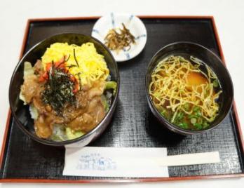 ひしお丼 ¥720