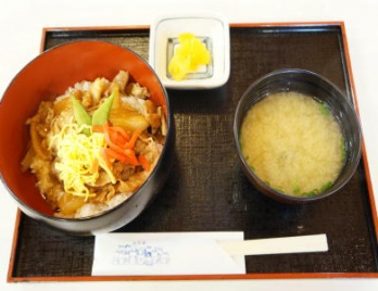 豚のスタミナ丼 ¥750