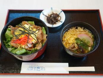 ひしお丼 ¥800