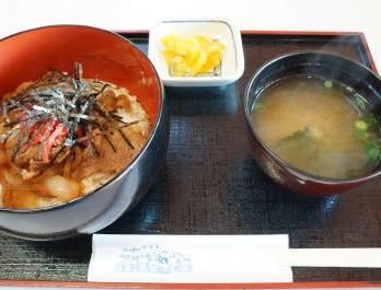 牛丼 ¥700