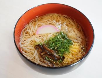 にゅうめん ¥550