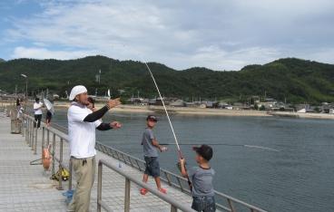 釣り桟橋-1
